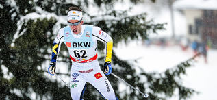 10.12.2017, Davos, Switzerland (SUI):Marcus Hellner (SWE) - FIS world cup cross-country, 15km men, Davos (SUI). www.nordicfocus.com. © Modica/NordicFocus. Every downloaded picture is fee-liable.