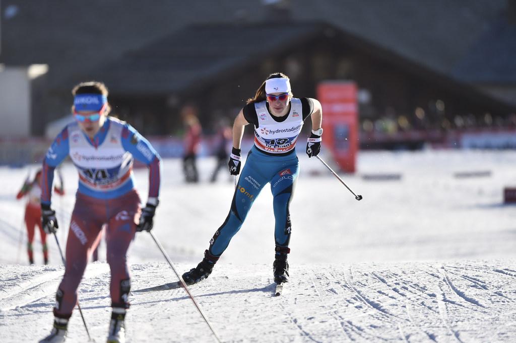 Ski de fond la s lection pour toblach ski - Coupe du jura ski de fond ...