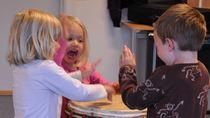 musikklek med kulturskolen