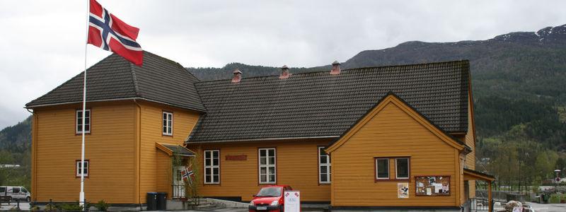 Foto: Huset i Bygda
