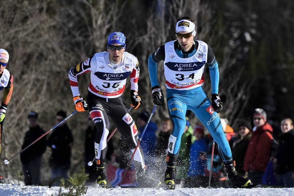 Combin nordique coupe du monde chaux neuve ski - Coupe du monde combine nordique ...