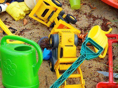 Sandkasseleker
