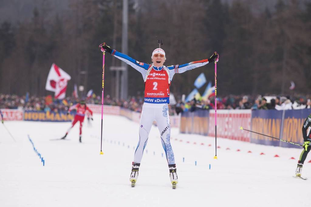 Classement coupe du monde de biathlon dames 2018 ski - Classement coupe du monde de biathlon ...
