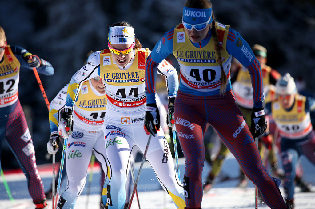 Sverige missade guldmedaljerna