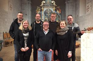 Sangperler i Herøy kirke 2