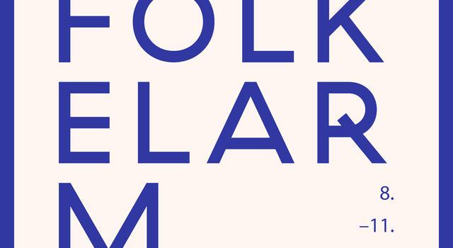 Logo kvadrat - Folkelarm 2018