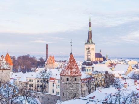 Tallinn, Estland. Foto: Ilya Orehov