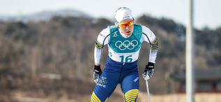 15.02.2018, Pyeongchang, Korea (KOR):Hanna Falk (SWE) - XXIII. Olympic Winter Games Pyeongchang 2018, cross-country, 10km women,  Pyeongchang (KOR). www.nordicfocus.com. © Modica/NordicFocus. Every downloaded picture is fee-liable.