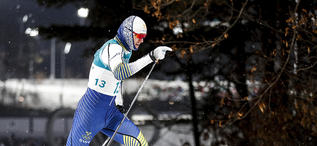 13.02.2018, Pyeongchang, Korea (KOR):Oskar Svensson (SWE) - XXIII. Olympic Winter Games Pyeongchang 2018, cross-country, individual sprint,  Pyeongchang (KOR). www.nordicfocus.com. © Modica/NordicFocus. Every downloaded picture is fee-liable.