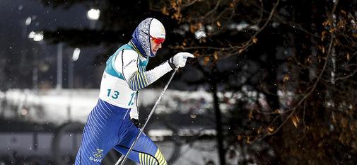 13.02.2018, Pyeongchang, Korea (KOR):Oskar Svensson (SWE) - XXIII. Olympic Winter Games Pyeongchang 2018, cross-country, individual sprint,  Pyeongchang (KOR). www.nordicfocus.com. © Modica/NordicFocus. Every downloaded picture is fee-liable.