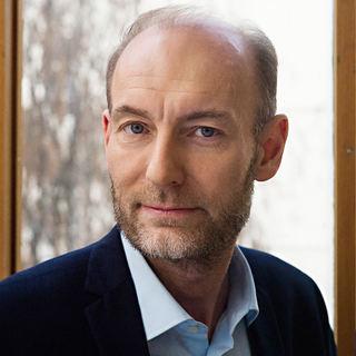 Portrett av Knut Olav Åmås