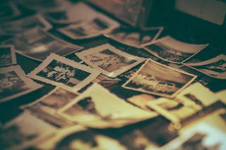 Bilde av gamle fotografier