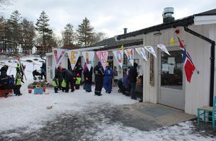 Herøy barnehage markerer barnehagedagen 2018_velkommen