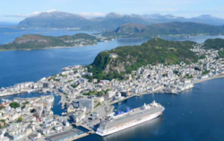 Aalesund fjord