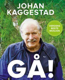 """Omslagsbilde til Kaggestads bok """"Gå!"""""""