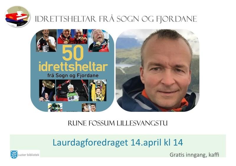 Idrettsheltar frå Sogn og Fjordane