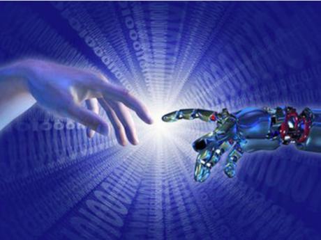 """Fra NorStellas nettsted. Illustrasjonsbilde til artikkel om """"Hva er digital tvilling, AI, IoT...?"""""""