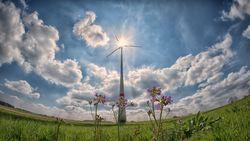 Klima vindmølle