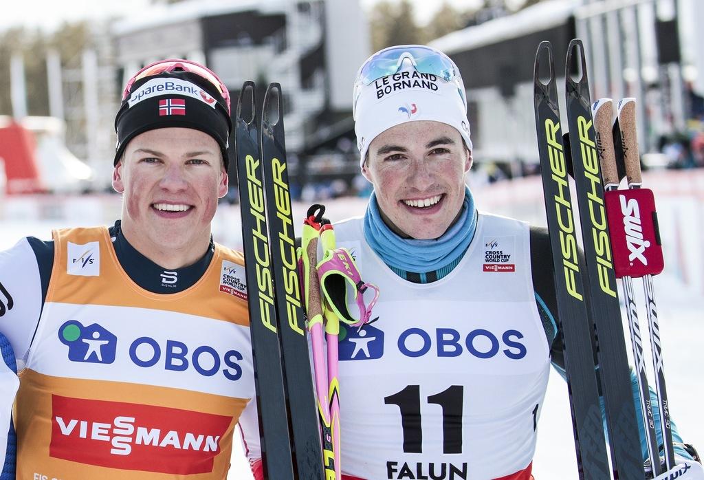 Ski de fond le classement de la coupe du monde de sprint - Classement coupe du monde de biathlon ...