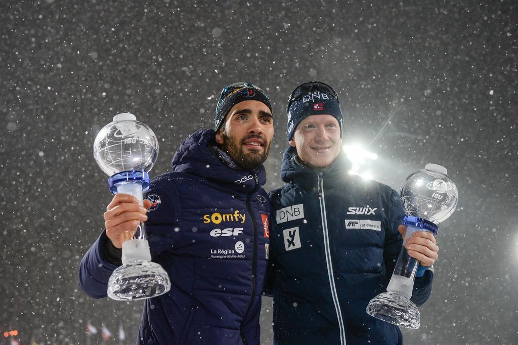 Biathlon le classement de la coupe du monde du 20km 2018 - Classement coupe du monde de biathlon ...