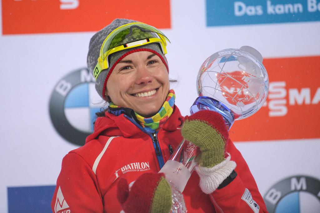 Biathlon le classement de la coupe du monde du 15km 2018 - Classement coupe du monde de biathlon ...