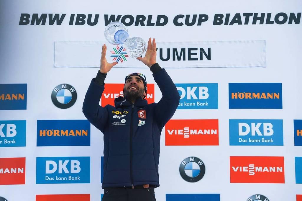 Biathlon le classement de la coupe du monde de mass - Classement coupe du monde de biathlon ...