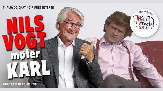 Nils Vogt møter Karl