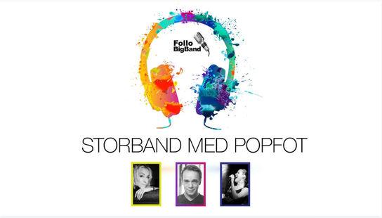 Follo Big band: Storband med popfot