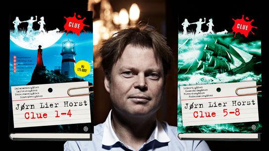 Barn i Kolben: Jørn Lier Horst- Clue
