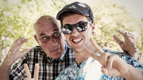 Samuel Massie & Bestefar
