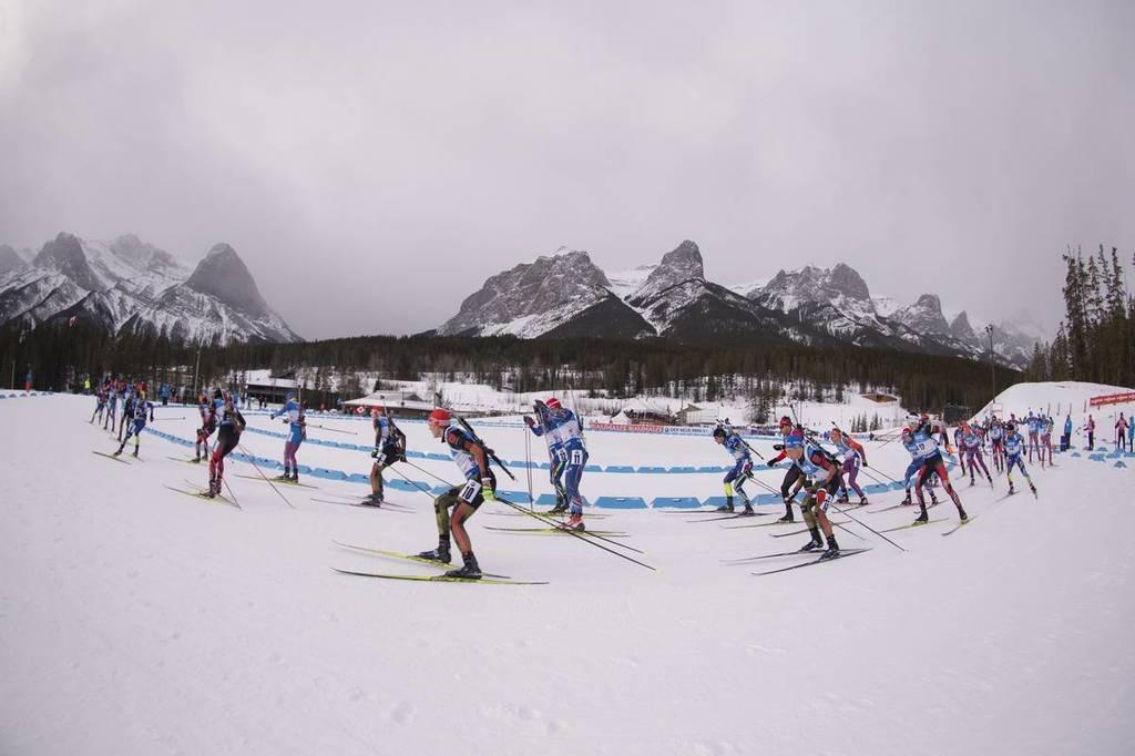 Biathlon world cup canmore webcam