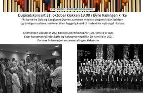 Dugnadskonsert ØRK 31.10.2019