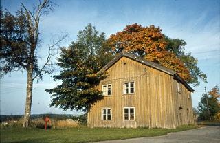 bildet viser Korsegården gamlestua