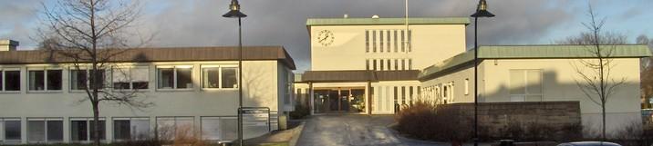 Illustrasjon Om Vestby kommune -Rådhuset