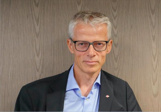 Hans Christian Holte, direktør i Arbeids- og velferdsdirektoratet // NAV. Foto: NAV