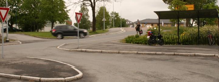 Vei og trafikk