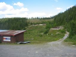 Djupådalen skytebane