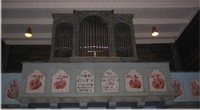 Orgel Olsen og Jørgensen