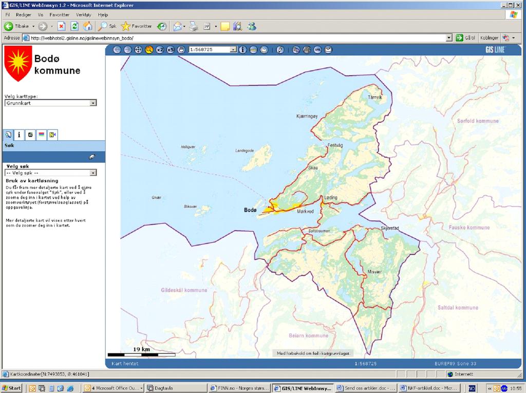 geodata kart Satsing på kart og geodata   Norsk Kommunalteknisk Forening geodata kart
