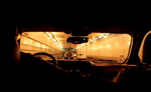Illustrasjon - tunnell