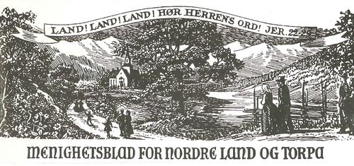 Logo for menighetsbladet
