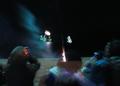 Pics: Salutt og fakkelmarsj for bru 6. januar