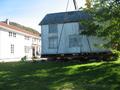 Pics: Flytting av Olav Duuns barndomsheim