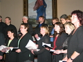 Pics: Jøa Blandakor konsert i Vemundvik kirke i april