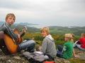 Pics: Konsert på Vesterfjellet