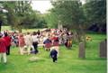 Pics: Den store barnedåpen på Fosnes