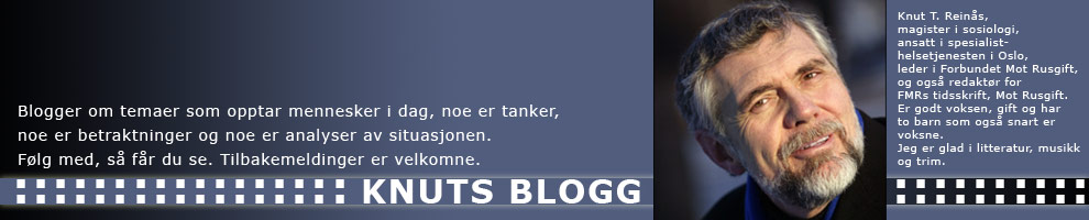 Knuts Blogg