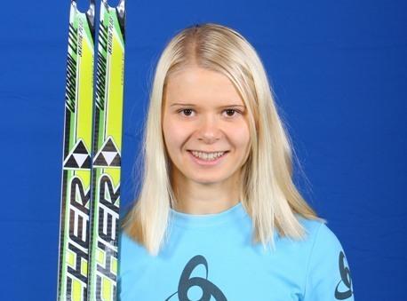 Mari Laukkanen championne du monde. (ski-nordique.net)