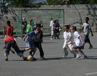 Aktive barn
