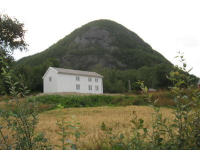 Olav Duuns barndomsheim, Øver-Dun, på Jøa
